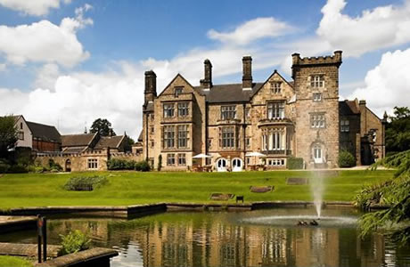 Breadsall Priory Hotel & Country Club, Derbyshire