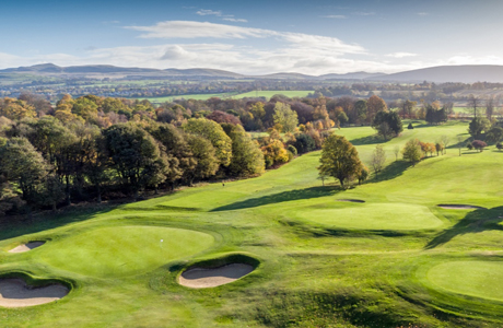 Dalmahoy Hotel and Country Club :: Golf Breaks at Marriott
