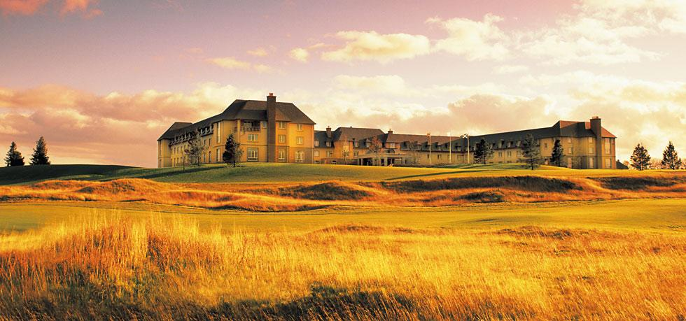 Fairmont hotel st andrews golf deals