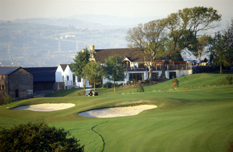Gower Golf & Country Club, Swansea